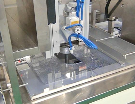 レンズ自動研磨装置